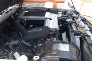 Engine bay 3
